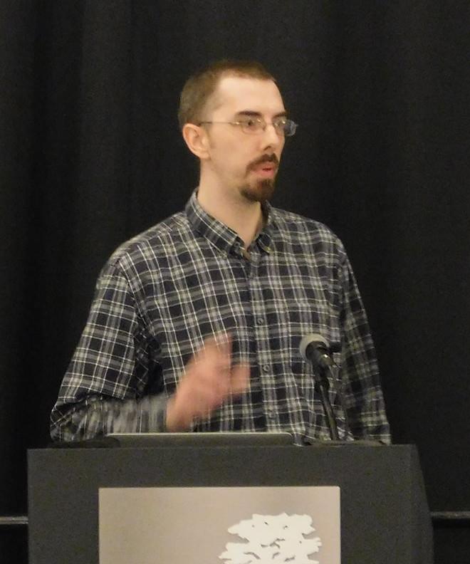 Photo of Dr David Schaich